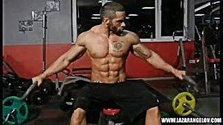 Lazar Angelov   Shoulders Workout New....