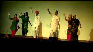 ail freshers bhangra 2011