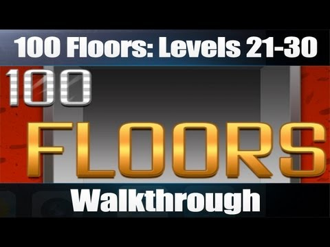 100 floors levels 21 30 walkthrough youtube for 100 floor 21
