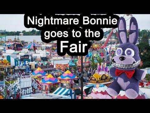 Gw Video  Nightmare Bonnie goes to the Fair!! |