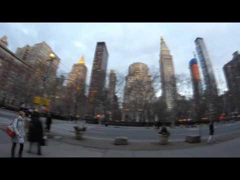 Trip to Detroit & New York 2016