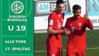 Irre! FC Bayern-Talent trifft 5 Mal im Topspiel | Alle Tore der A-Junioren-Bundesliga | 16. Spieltag