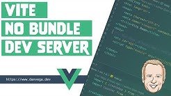 Vue 3: A First Look at Vite a No-bundle Dev Server for Vue 3 Single-File Components.