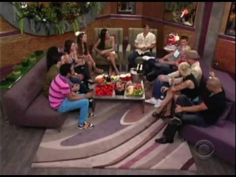 JeffJordan Highlights  Big Brother 11 Episode 1