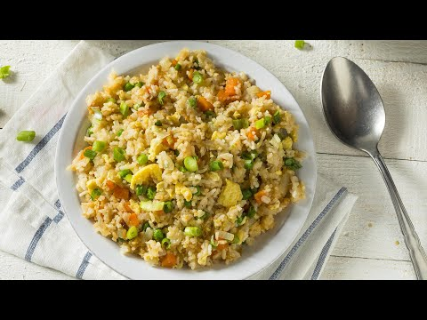 How To Make Fried Rice   Geoffrey, Madeline and Anna Zakarian