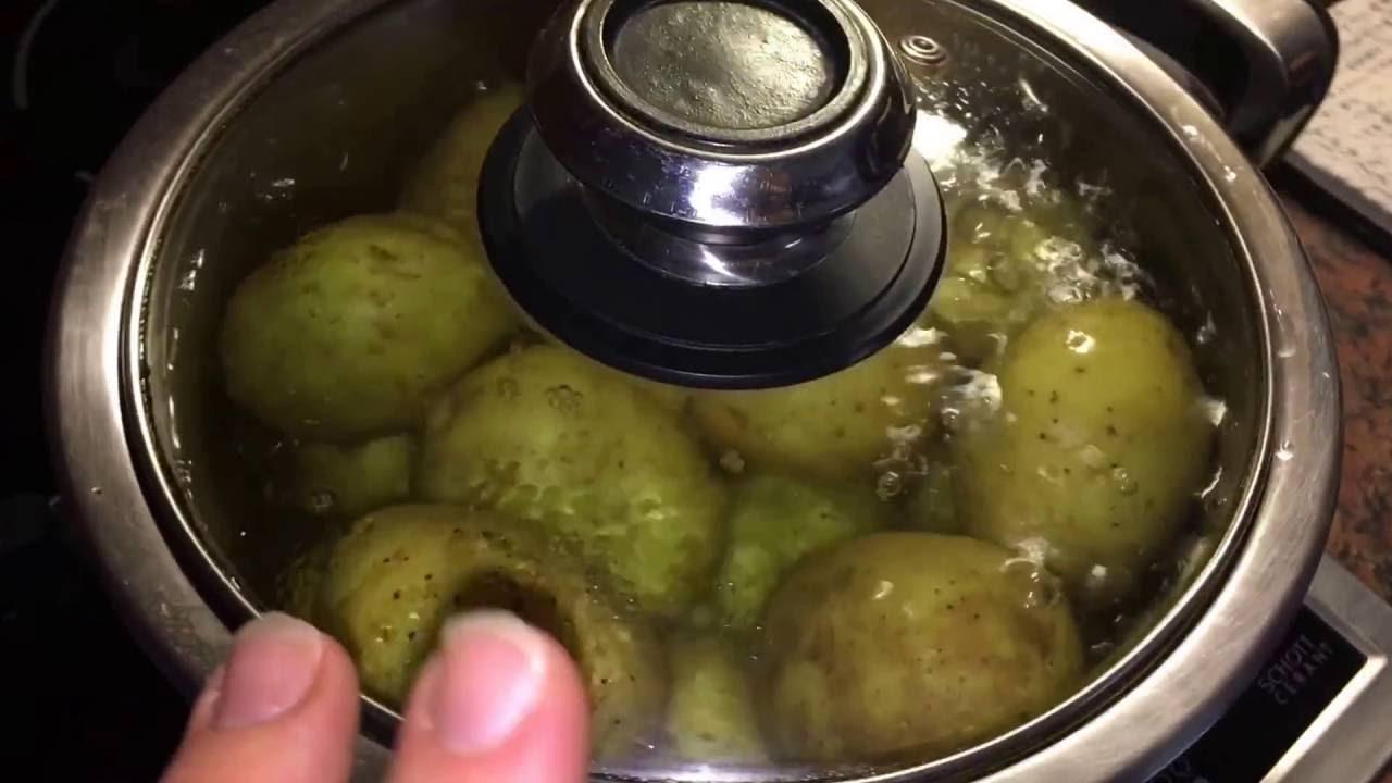 wie lange kartoffeln kochen