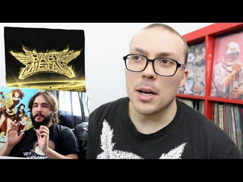 Babymetal - Metal Resistance ALBUM REVIEW ft. Digibro
