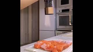 ФОРЕЛЬ В СЛИВОЧНОМ СОУСЕ//РЕЦЕПТ #рецепты #рыба #вкуснополезно