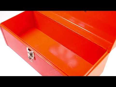 Metal Tool Box - 42.3*18*16.8cm - 2.7kg