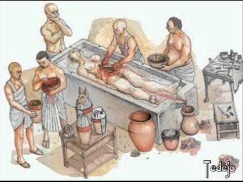 La momificación en Egipto - YouTube