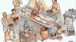 La momificación en Egipto
