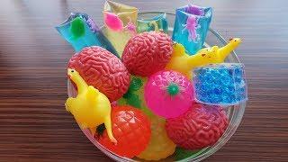 Jiggly slime Cu Jucarii AntiStress cu Apa #2