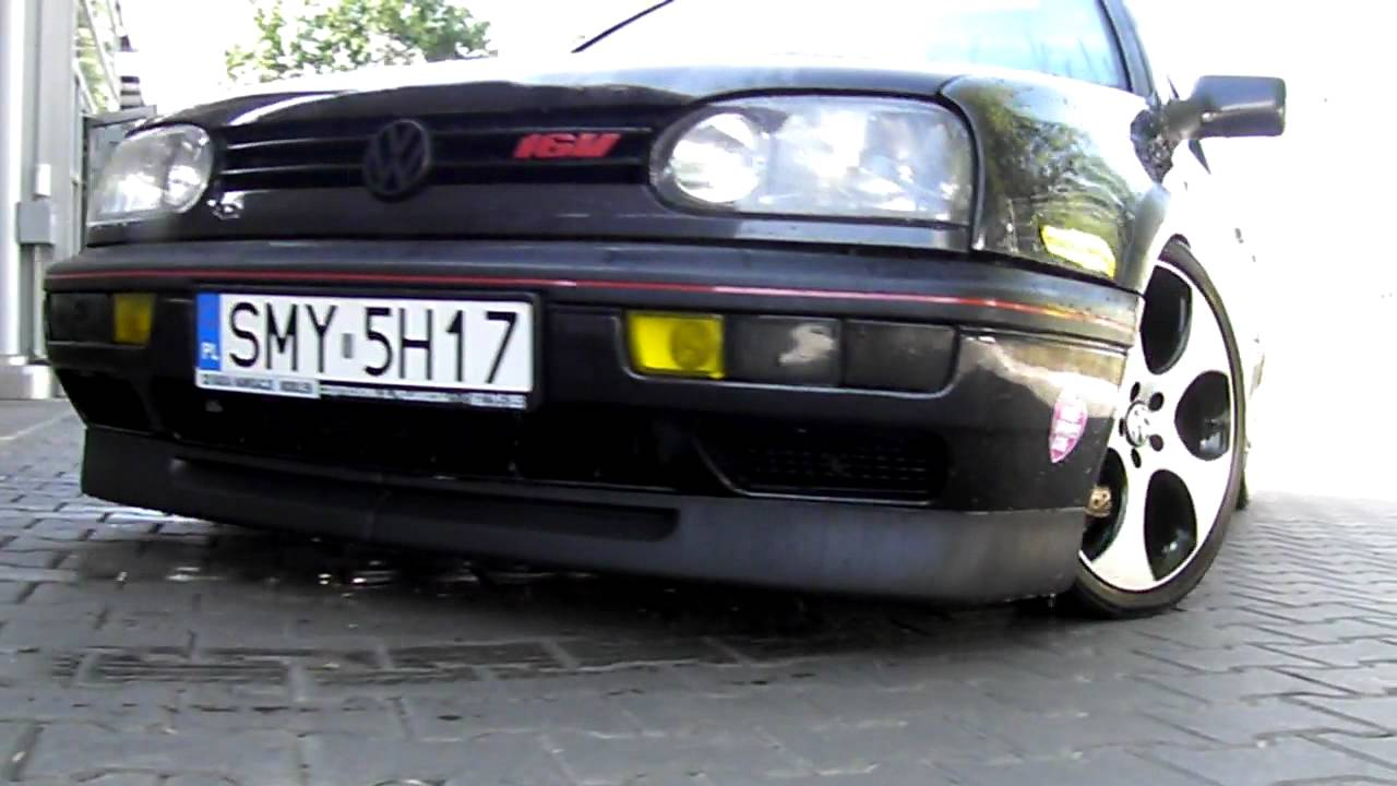 vw golf iii gti 16v abf by gilu na gwincie mts youtube. Black Bedroom Furniture Sets. Home Design Ideas