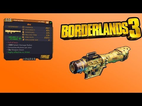 Borderlands 3 - How To Get The Hive
