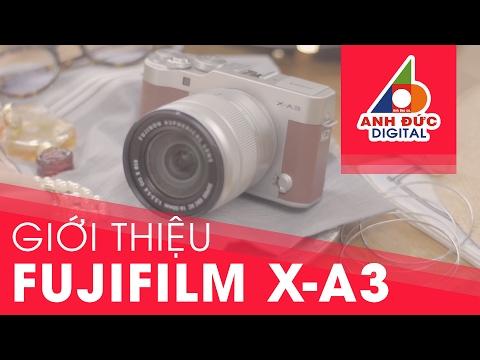 Máy Ảnh Fujifilm X-A3 + 16-50mm Chính Hãng   Anh Đức Digital