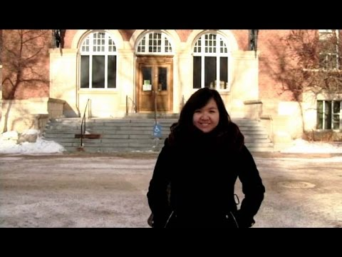 University of Alberta: careers after graduation - Andrea from Indonesia