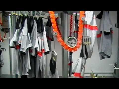 AMS Unit Production System