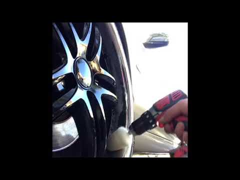 How to clean your chrome rims like new