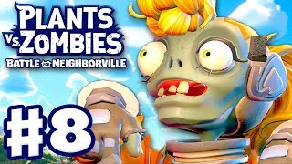 Space Cadet! Sir Biff! - Plants vs. Zombies: Battle for Neighborville - Gameplay Part 8 (PC)