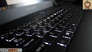 gigabyte p37x 980m laptop review