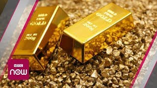 Giá vàng lao dốc không phanh