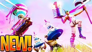 "NEW Fortnite ""Birthday Event"" COMING SOON! (FREE Backbling & REWARDS + NEW Battle Bus!)"