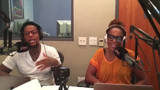 The DL Hughley Coonery Bufoonery Show... Jasmine Sanders Speaks!