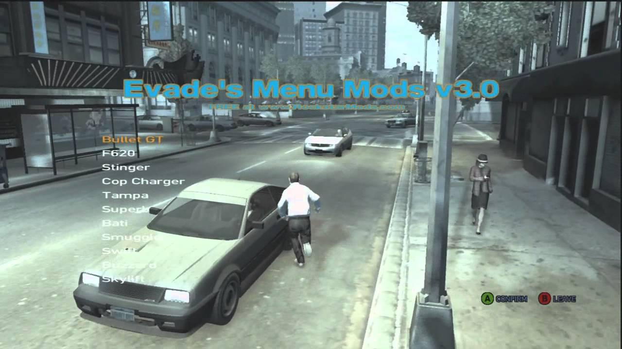 2017 BEST Grand Theft Auto IV Mods (Xbox 360) [IV] Mod ...