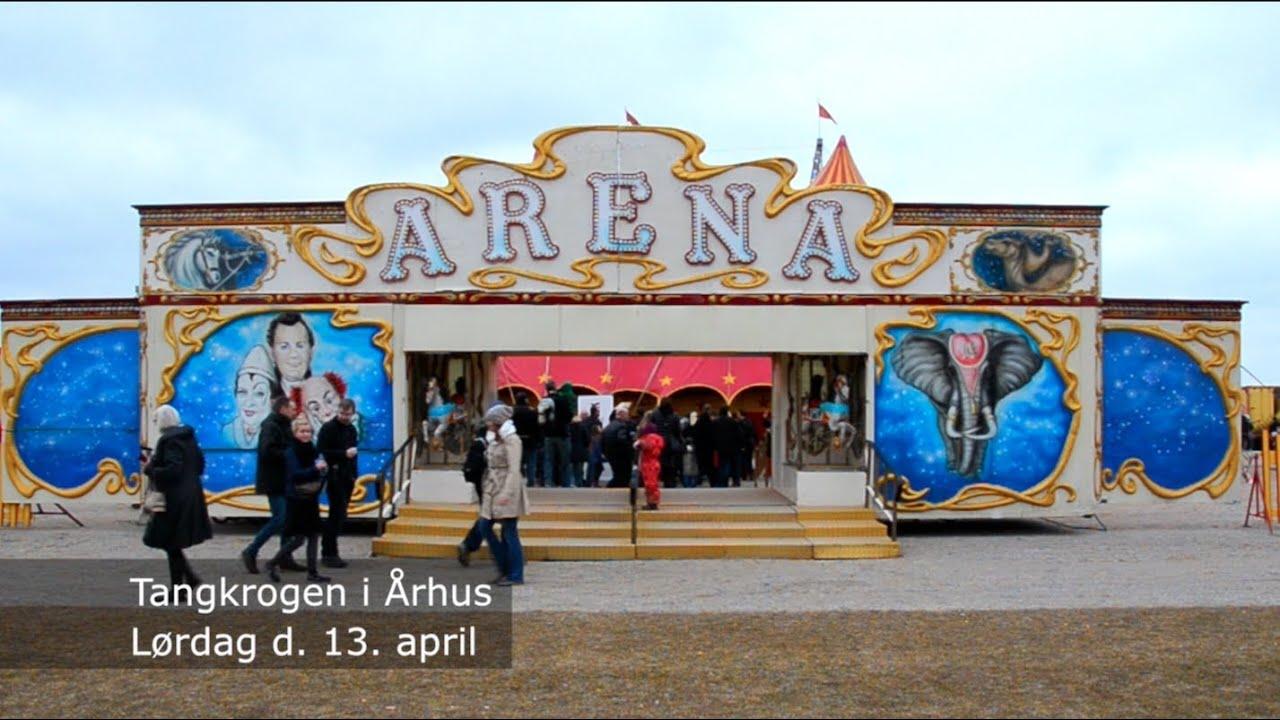 cirkus arena århus