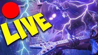 🔴 LIVE-Fortnite Battle Royale!! VITTORIA REALE DA FIRENZE?! :D