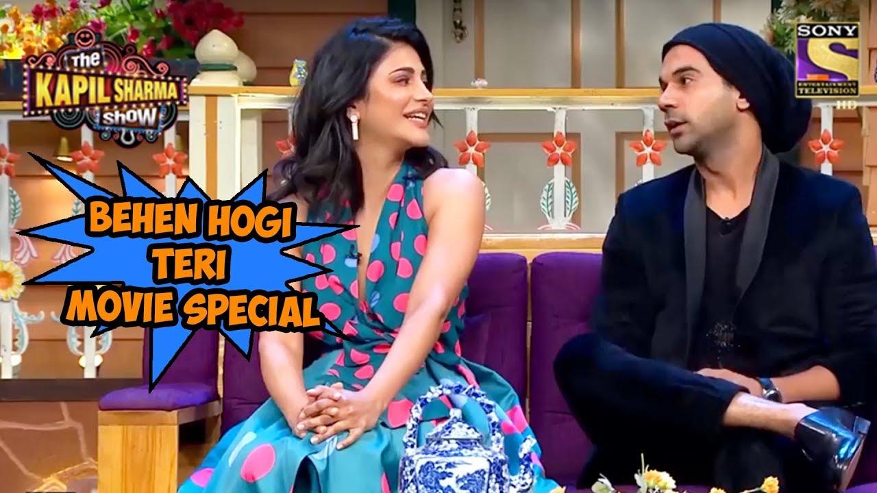 Download 'Behen Hogi Teri' Movie Special - The Kapil Sharma Show