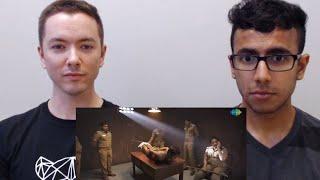 Ratsasan Trailer REACTION by American u0026 Indian | Vishnu Vishal | Amala Paul