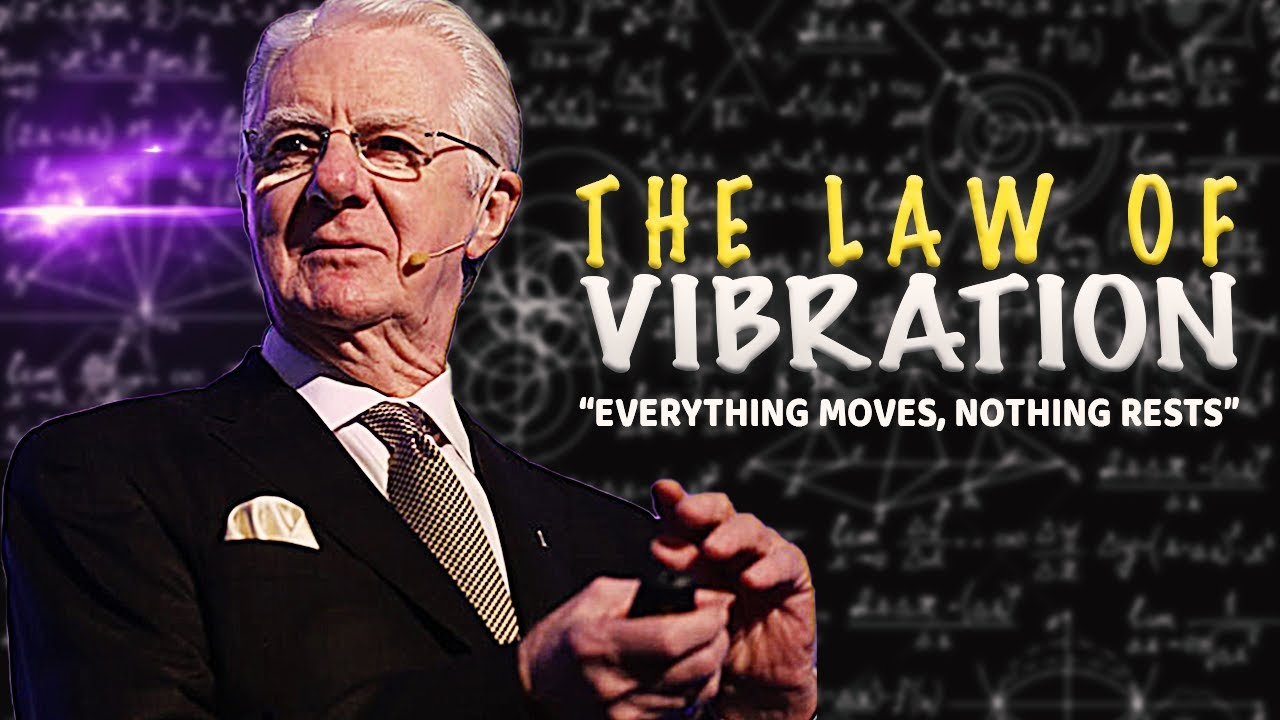 "THE LAW OF VIBRATION | ""Energy Is Always Moving Into Form"" 
