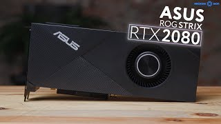 Предварительный обзор Asus NVIDIA Turbo RTX 2080 в 4k