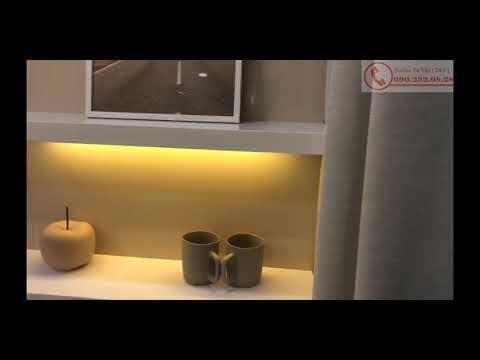 Tham quan Căn hộ mẫu 1 Phòng ngủ Chung cư Ricca Gò Cát – Bàn giao quý 3 năm 2021