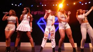 "Fifth Harmony ""Better Together"" The Fillmore 6/4/14 5Th Times A Charm Tour"