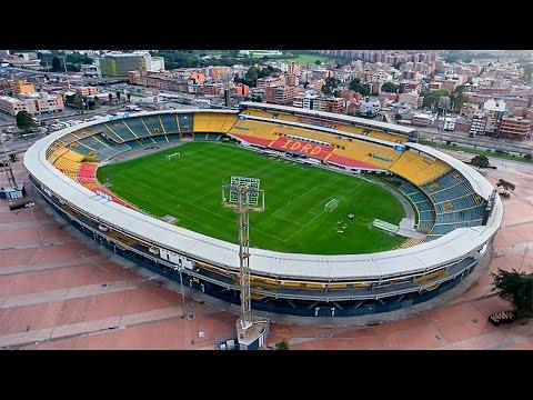 Bogotá Colombia, espectacular