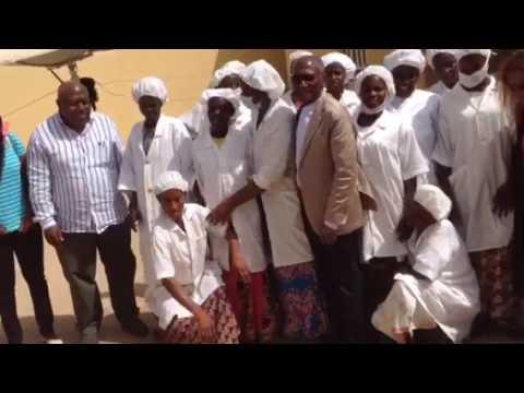 First African Day of School Feeding - 1 March 2016, Niamey, Niger