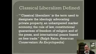 Was Jefferson a Conservative? Liberty Classroom Sample