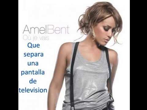 Amel Bent Ou je vais Español