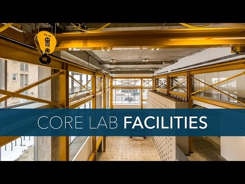 Core Lab Facilities