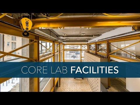 Core Lab Facilities