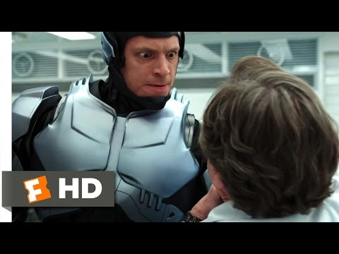 RoboCop (2014) - What Have You Done To Me? Scene (1/10) | Movieclips