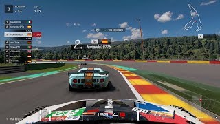 Gran Turismo™SPORT Spa-Francorchamps Test Race 2 BMW M6 GT3 Onboard