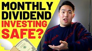 Monthly Dividend Investing Safe? (TESLA PREDICTION) Robinhood App 2019