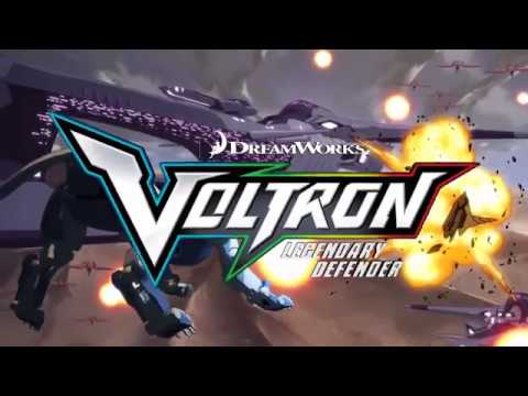 "Alternative Voltron Season 5 Opening - ""Gold Guns Girls"""