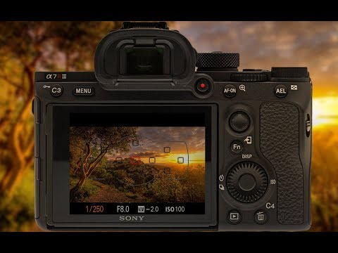 My favorite Camera Settings for Landscapes