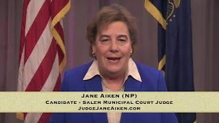 CCTV Video Voter Guide - Jane Aiken