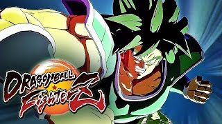 Dragon Ball FighterZ - Official Character Reveal Gameplay Trailer | Broly