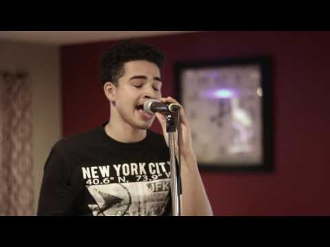 James Arther - Say you won't let go ( Anthony Alexander Cover)